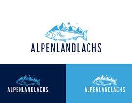 #48 untuk Logo Desing Alpenlandlachs oleh Designer0713