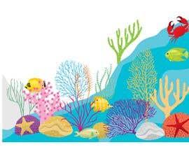#17 для Cartoon Mermaid Scene от shadymoustafa