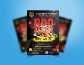 bestdesign776 tarafından Flyer/Poster For School Movie Night and BBQ için no 26