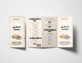 #6 for Restaurant Menu Re-Design by mahin500