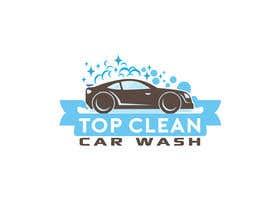 #90 for Car wash app Name and Logo by shamem123