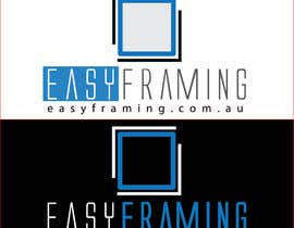 #79 para Logo Design for On Line Picture Framing business por sinke002e