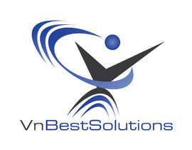 nº 15 pour Logo Design for VnBestSolutions par krizdeocampo0913