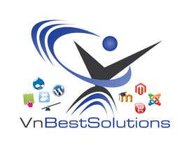 nº 19 pour Logo Design for VnBestSolutions par krizdeocampo0913