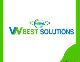 nº 27 pour Logo Design for VnBestSolutions par prateekgupta27