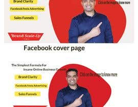 #121 for Build Facebook & linkedin cover image by zakiababy