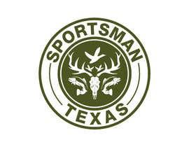 Nro 93 kilpailuun Texas Sportsman Logo käyttäjältä Ripon8606