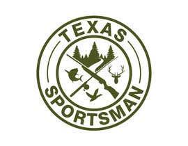 Nro 98 kilpailuun Texas Sportsman Logo käyttäjältä Ripon8606