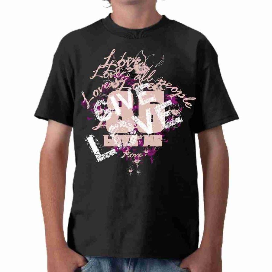 Inscrição nº                                         27                                      do Concurso para                                         T-shirt Design for Support An Orphan Campaign