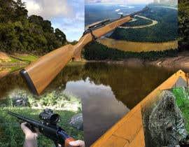 """nº 15 pour visuelle """"Séjour d'initiation à la chasse en milieu amazonien"""" par vanskyler"""