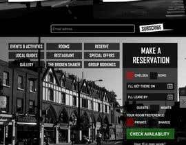 Nro 3 kilpailuun UI WebPage Graphic Design for 3 Pages käyttäjältä arakelian