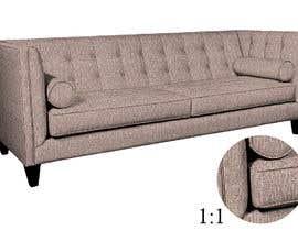 #84 para Edit the fabric on a photo of sofa de evgen07
