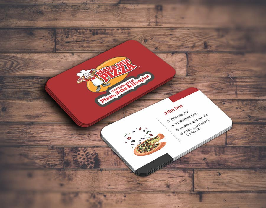 Entry #13 by Designersathish for Design some Business Cards for ...