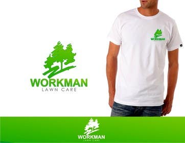 "#156 for Logo Design for ""Workman Lawn Care by taffy1529"