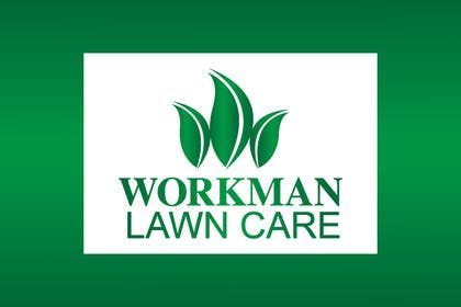 "#37 for Logo Design for ""Workman Lawn Care by graphics8"