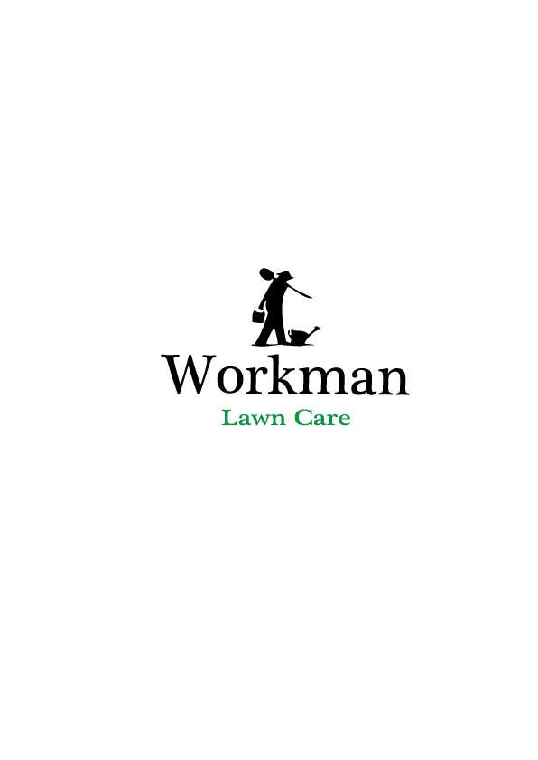 "#46 for Logo Design for ""Workman Lawn Care by samiqazilbash"