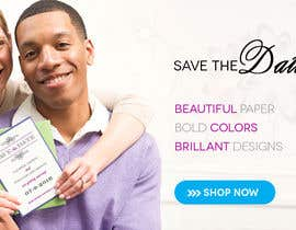 nº 74 pour Banner Ad Design for Wedding Web Site par theDesignerz