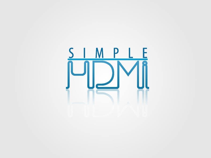 Kilpailutyö #                                        57                                      kilpailussa                                         Logo Design Simple HDMI
