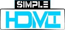 Graphic Design Kilpailutyö #39 kilpailuun Logo Design Simple HDMI