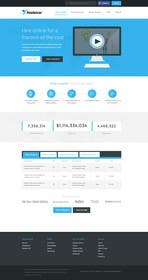 #776 for Freelancer.com contest! Design our Homepage! by andrewnickell