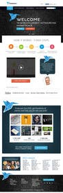 #481 for Freelancer.com contest! Design our Homepage! by gfxbucket
