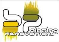 Design a Logo for BP Painting and Renovations için Graphic Design8 No.lu Yarışma Girdisi