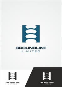#176 for Logo Design for Groundline Limited by F5DesignStudio