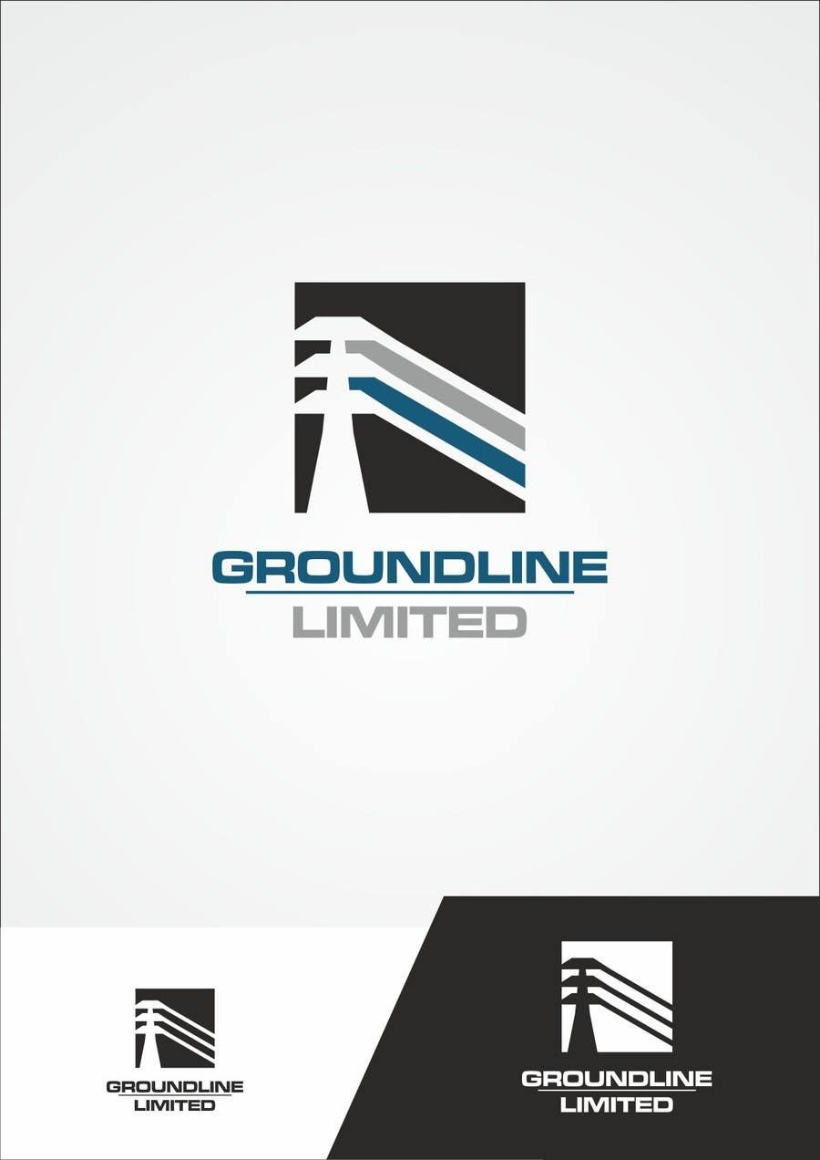 Bài tham dự cuộc thi #587 cho Logo Design for Groundline Limited