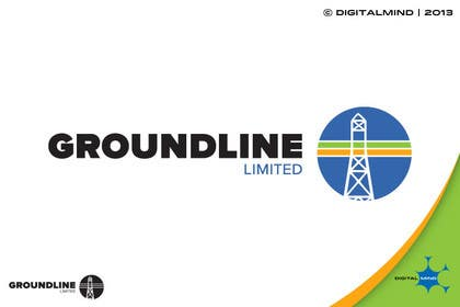 #450 for Logo Design for Groundline Limited by digitalmind1