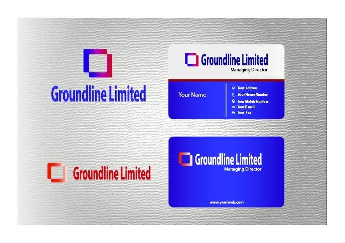 Contest Entry #638 for Logo Design for Groundline Limited