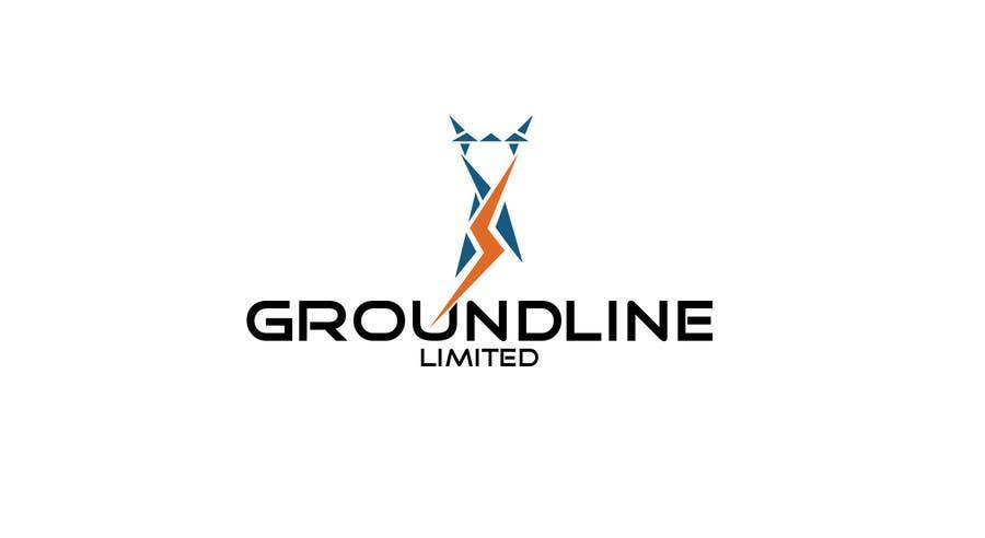 #443 for Logo Design for Groundline Limited by premgd1
