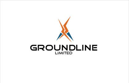 #507 for Logo Design for Groundline Limited by premgd1