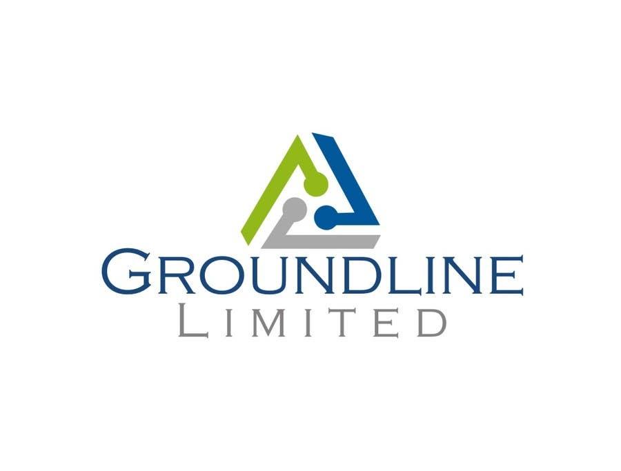 Bài tham dự cuộc thi #517 cho Logo Design for Groundline Limited