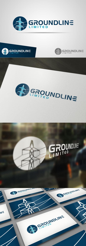 #581 for Logo Design for Groundline Limited by amauryguillen