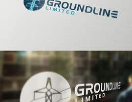 nº 581 pour Logo Design for Groundline Limited par amauryguillen