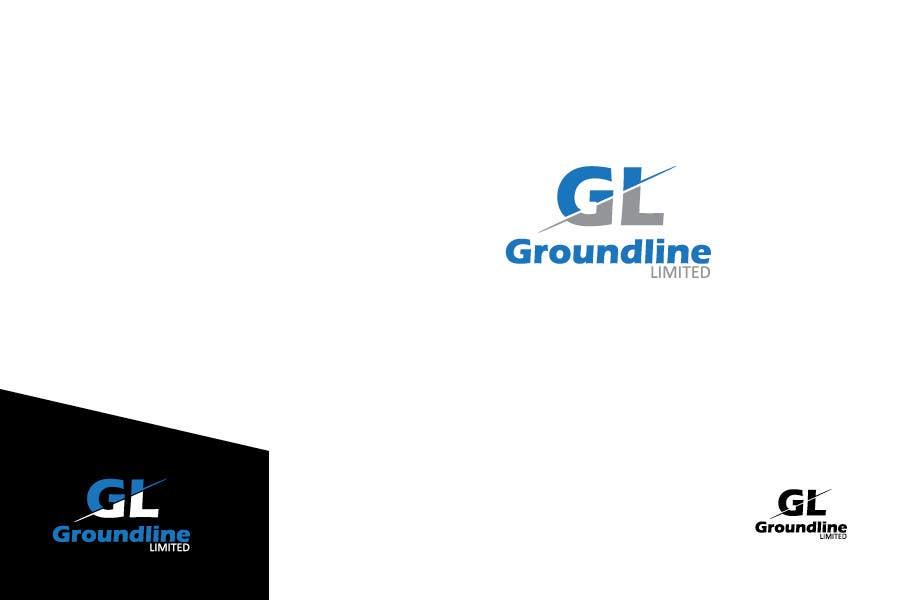 Bài tham dự cuộc thi #478 cho Logo Design for Groundline Limited
