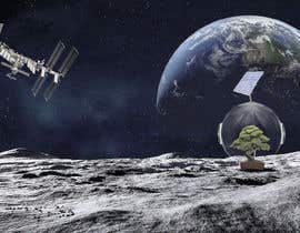 #33 for First tree on the moon! by odelara
