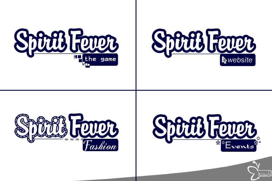 Contest Entry #                                        115                                      for                                         Logo Design for Spirit Fever