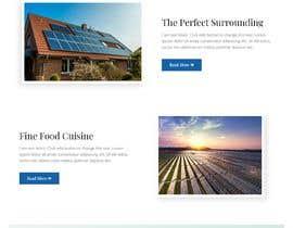#17 for Create website: New international reference portal for solar electricity pricing af MilanFilipovic97