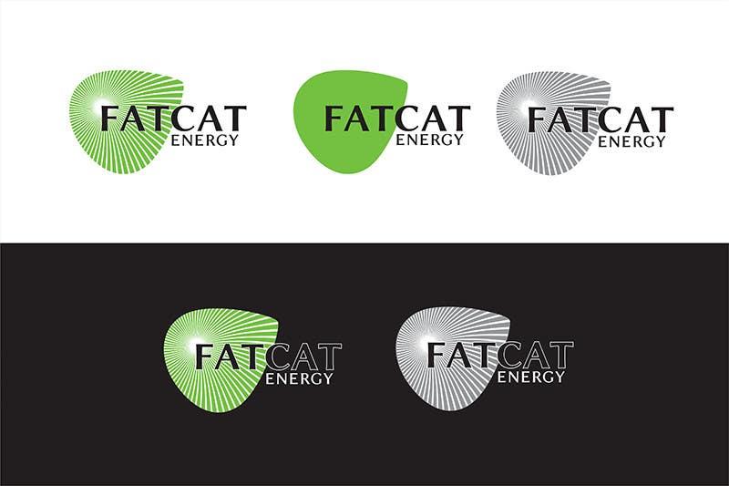Inscrição nº                                         50                                      do Concurso para                                         Logo Design for FatCat Energy