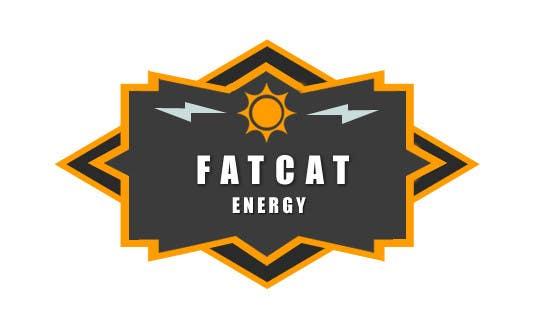 Inscrição nº                                         60                                      do Concurso para                                         Logo Design for FatCat Energy