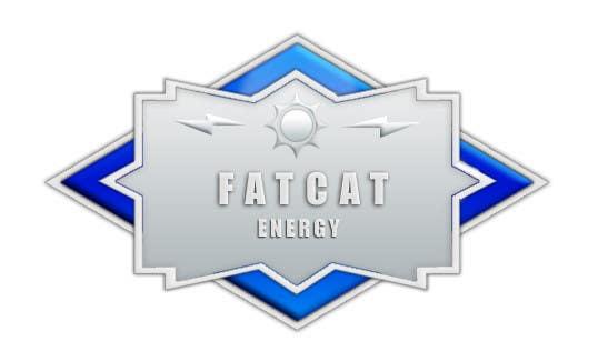 Bài tham dự cuộc thi #                                        64                                      cho                                         Logo Design for FatCat Energy