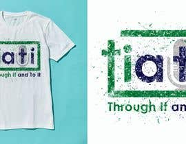 #12 for Distressed artwork for merchandise from my logo by emastojanovska