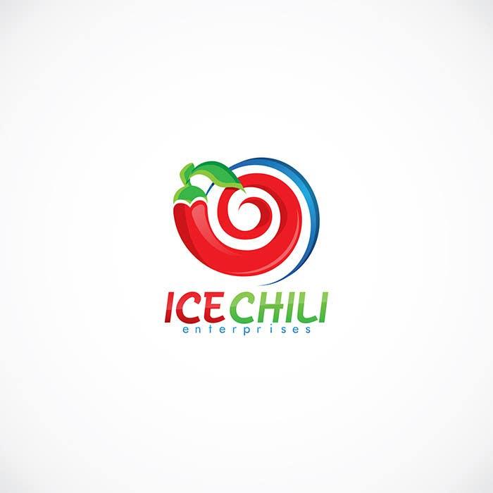 Kilpailutyö #                                        9                                      kilpailussa                                         Logo Design, Letterhead & Business Card for Ice Chili Enterprises