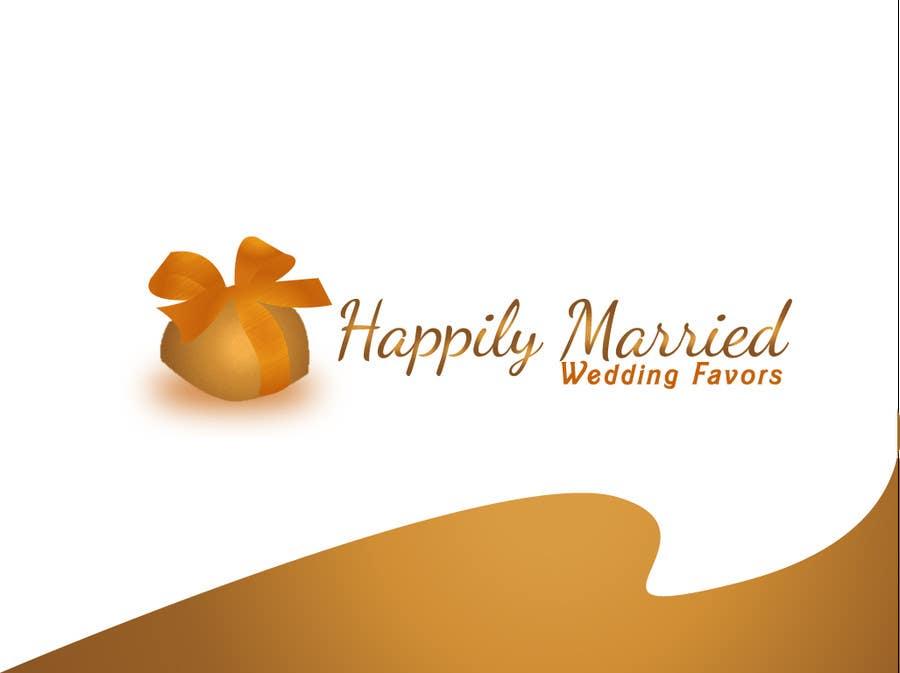 Penyertaan Peraduan #19 untuk Logo design for wedding supplier