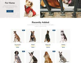 #17 for Homepage design for Wordpress site using Storefront theme by Shouryac