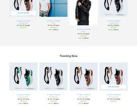#21 for Homepage design for Wordpress site using Storefront theme by asadkhan18363