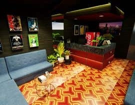 #34 для Interior Fitout for a Boutique Cinema! от WPinkDesign