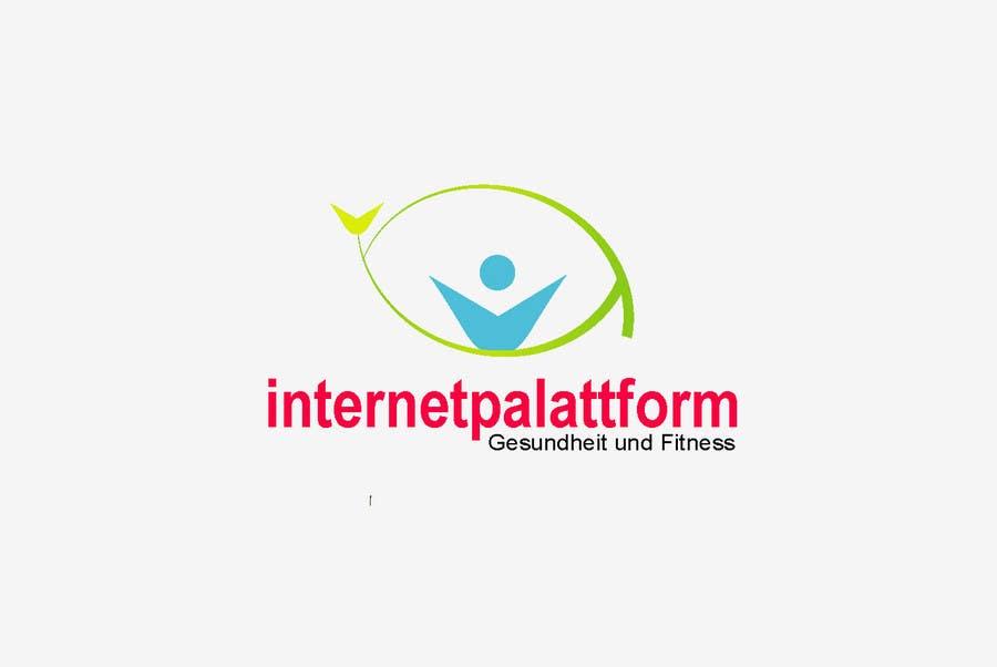 Kilpailutyö #                                        21                                      kilpailussa                                         Logo Design for Internetplattform Gesundheit und Fitness