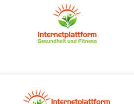 #8 para Logo Design for Internetplattform Gesundheit und Fitness por ideaz13